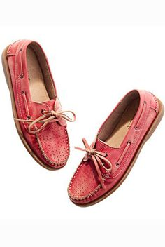 Madewell Boat Shoes: Refinery29