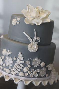 Gray cake!!!