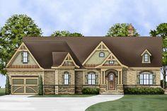 Plan #119-369 - Houseplans.com