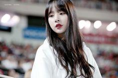 Wjsn Seola Yuehua Entertainment, Starship Entertainment, Space Girl, Pin Pics, Asian Cute, Cosmic Girls, Mamamoo, Korean Girl Groups, Girl Photos