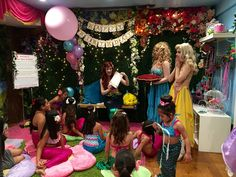 Mermaid Coronation ~Kids Party