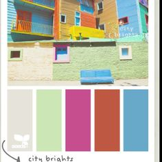 Want my whole house these colors