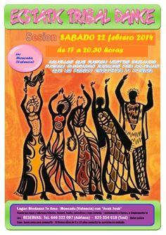 Ecstatic Tribal Dance in Moncada (Valencia) - Spain. More info in www.valuo.eu (with Avak Josh)