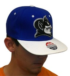Lacrosse Unlimited exclusive Duke Blue Devils Snap Back hat by Zephyr e365cb7a09fa