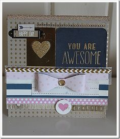 IMG_3175 You Are Awesome, Happy Day, Wallet, You Are Amazing, Purses, Diy Wallet, Purse