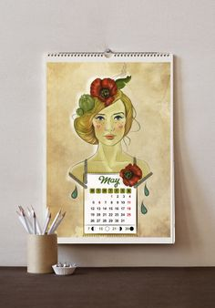 May for Milk by Elena-Greta Apostol, via Behance