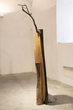 Jimmie Durham at Fondazione Morra Greco.  Art Experience NYC  www.artexperiencenyc.com/social_login/?utm_source=pinterest_medium=pins_content=pinterest_pins_campaign=pinterest_initial