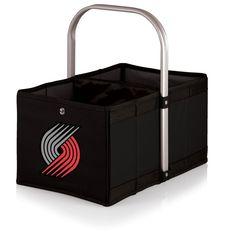 OneStopFanShop - Portland Trail Blazers Basket Foldable Picnic Basket Tote, $49.95 (https://www.onestopfanshop.com/nba/portland-trailblazers/portland-trail-blazers-basket-foldable-picnic-basket-tote/)