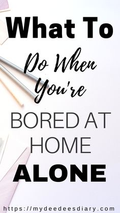 10 Things To Do When You're Bored At Home | Don't you just hate it when you're bored and have nothing to do to occupy your time? I hate that too. I came up with a list of 10 epic activities that you can do when you're bored. Click to watch more and go out there and have fun all day! #activities #diy #fun #video #youtube #epic Fun Things To Do | What To Do When You're Bored | DIY Activities