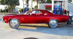 """What a """"donk"""" is, and why classic car fans should value them . - My old classic car collection Turbo System, Donk Cars, Oldsmobile 88, Classic Car Restoration, Old School Cars, Old Classic Cars, Hot Rides, Sexy Cars, My Ride"""