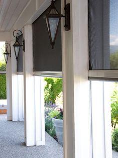 15 best retractable screens images back patio blinds outdoors rh pinterest com