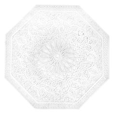 Geometric Sunshine - My Moroccan Style Moroccan Design, Moroccan Decor, Moroccan Style, Plaster Ceiling Rose, Gypsum Ceiling, Coving, Free Park, West London