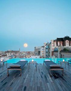 View on Barcelona!
