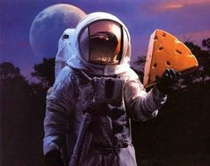 Image result for cheese moon