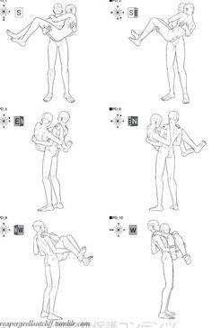 Grell Sutcliff's Crimson Reverie, 'Mangaka Boy Love Pose Collection: Love Scene 2'...