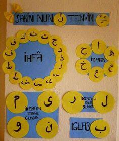 Learn Arabic Alphabet, Alphabet For Kids, Learn Quran, Learn Islam, Tajweed Quran, Learn Arabic Online, Arabic Lessons, Islam For Kids, Quran Recitation