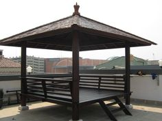 Gazebo Jepara   creating gazebos in different types and styles
