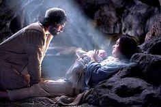 The Nativity Story manger scene
