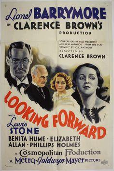 Looking Forward ~ 1933
