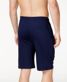 Polo Ralph Lauren Men's Supreme Comfort Knit Pajama Shorts - Cruise Navy S