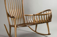 another cute rocking chair/cradle