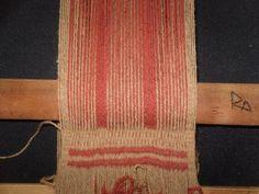 PASO A PASO N° 12 ÑIMIN (HILOS FLOTANTES) | reflejos aborígenes