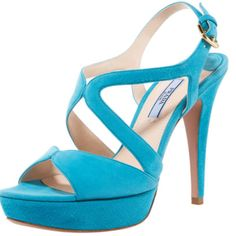 One word: Prada. #shoes