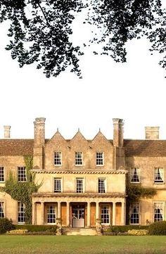 Lucknam House, Somerset, UK