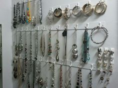 Hooks! Can you say closet!?