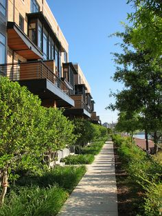 Baltimore - waterfront condos facing public promenade (Urban Places - Thera Black - Picasa Web Albums)
