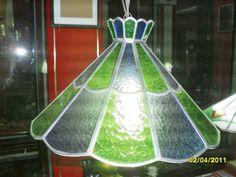 Luminaria En Vitraux Artesanal