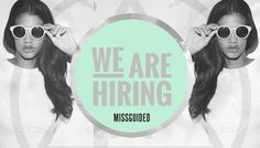 We've got some exciting job opportunities here at Missguided HQ (Manchester): Senior PHP Magento Developer Experienced Womenswear Designers Creative Executive Creative Conceptualist UI / UX Designer Assistant Garment Technologist Marketing Executive Multimedia Designer/Developer If you're interested please email your CV to tina.patel@missguided.co.uk and follow us on Linkedin to keep up to date with our company …