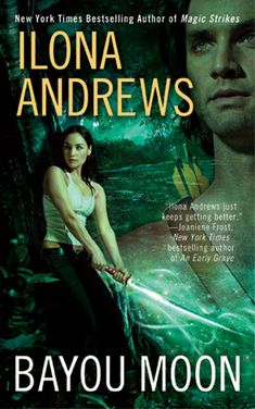 ilona andrews - 2nd book of the Edge series