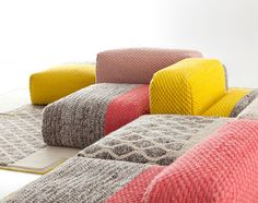 Patricia Urquiola for Gandia Blasco : Mangas rugs | Sumally