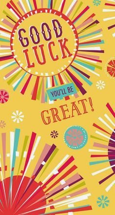 print & pattern: CARDS - riverside Exam Good Luck Quotes, Exam Wishes Good Luck, Good Luck New Job, Good Luck For Exams, Exam Quotes, Birthday Greeting Cards, Birthday Greetings, Greeting Cards Handmade, Birthday Wishes