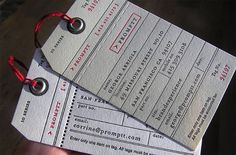 Awesome business cards designed by Promptt
