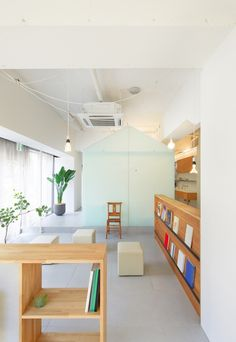 Tato Architects Dental Clinic in Japan | Remodelista