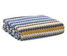 Plaid de lana Rico - 130x190 cm