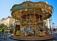 "500px / Photo ""Merry go round, Paris"" by Tim Wong"