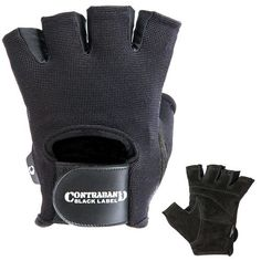 Contraband Black Label 5050 Basic Weight Lifting Gloves (PAIR) (Black, Large) - Best Weight Loss Tips in 2018 Best Weight Lifting Gloves, Best Weight Loss, Barbell Weights, Knee Wraps, Gym Gloves, Workout Posters, Workout Accessories, Fitness Accessories, Hard Workout