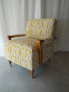 The Maribo Chair by ChairAffair on Etsy, $1100.00