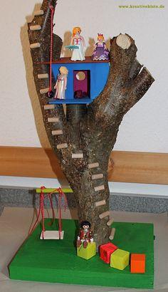 1 playmobil baumhaus selber bauen holz