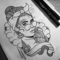 Extraordinario dibujos tattoo drawings, tattoo sketches y tattoo designs. Pencil Art Drawings, Art Drawings Sketches, Tattoo Sketches, Tattoo Drawings, Body Art Tattoos, Sleeve Tattoos, Catrina Tattoo, Dibujos Tattoo, Tattoo Zeichnungen