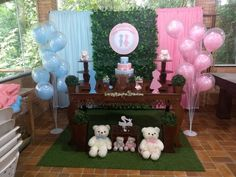 Baby Party, Baby Shower Parties, Baby Shower Themes, Baby Gender Reveal Party, Gender Party, Gender Reveal Decorations Diy, Baby Boy Room Decor, Baby Shower Backdrop, Reveal Parties
