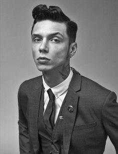 Фотосессия в стиле 50-х годов Vogue Italia январь 2016
