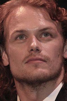 Beautiful Sam Heughan, Jamie Fraser Outlander