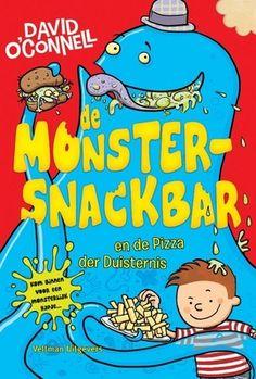 Joep (8) is hulpje in een monstersnackbar. Hij heeft een robot uitgevonden die brood kan maken. Maar dat loopt helemaal uit de hand. Vanaf ca. 7 jaar.