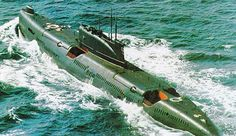 Juliett-US-Navy-Photo - Juliett-class submarine - Wikipedia, the free encyclopedia