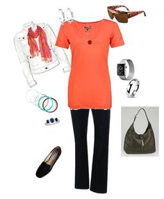"""""""Dinner @ Outback"""" by jillgaither on Polyvore featuring Daytrip, Kaliko, BKE, Subtle Luxury, Lucky Brand, Tiffany & Co., Full Tilt, Zales, Steve Madden and Gucci"""