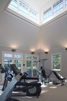 on home fitness room design la e2 80 a6